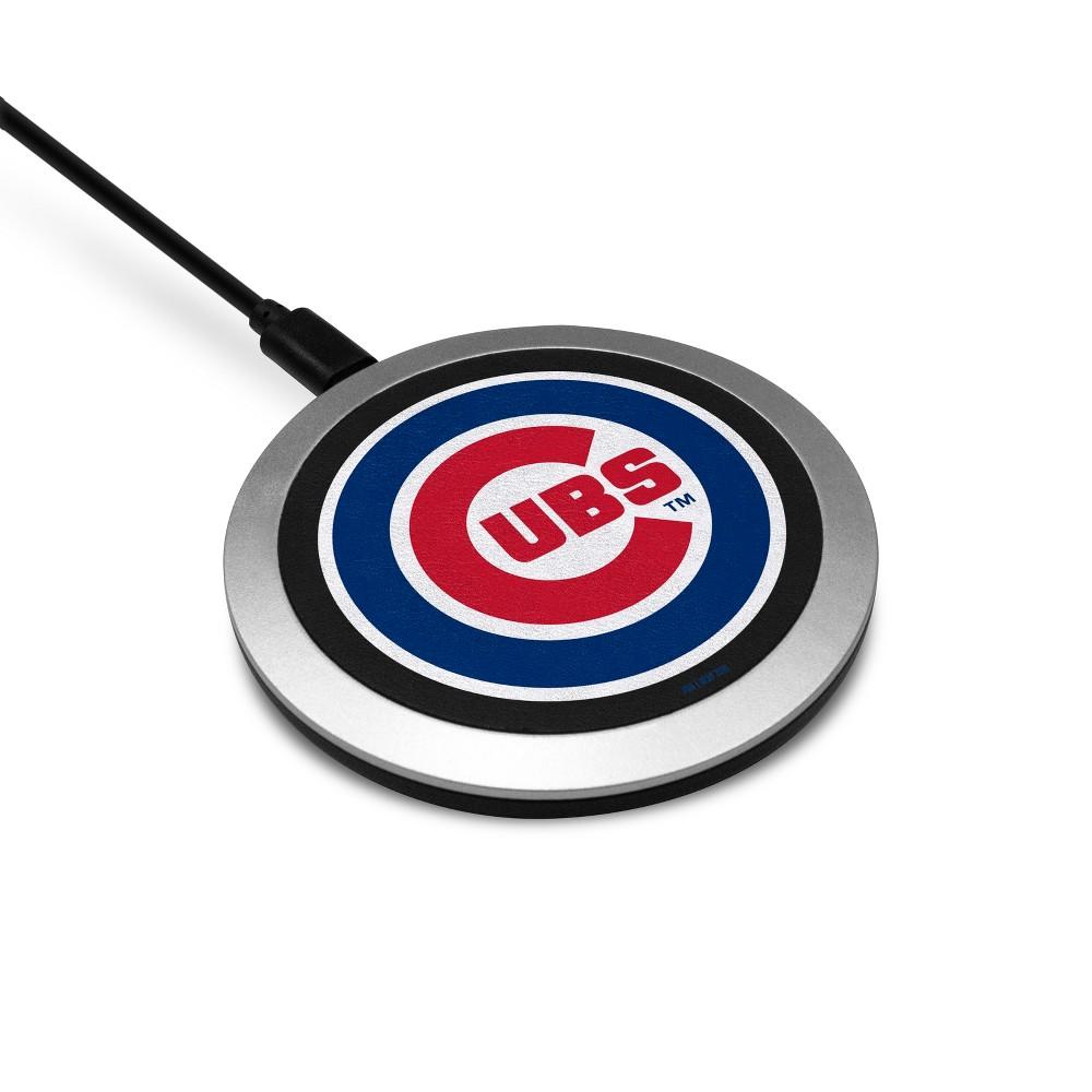 MLB Chicago Cubs Wireless Charging Pad MLB Chicago Cubs Wireless Charging Pad