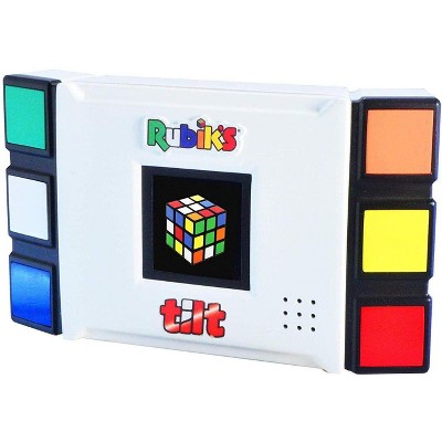 Super Impulse Rubik's Tilt Electronic Handheld Game