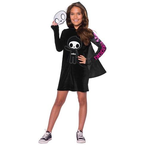 Girls' tokidoki Adios Halloween Costume - image 1 of 1