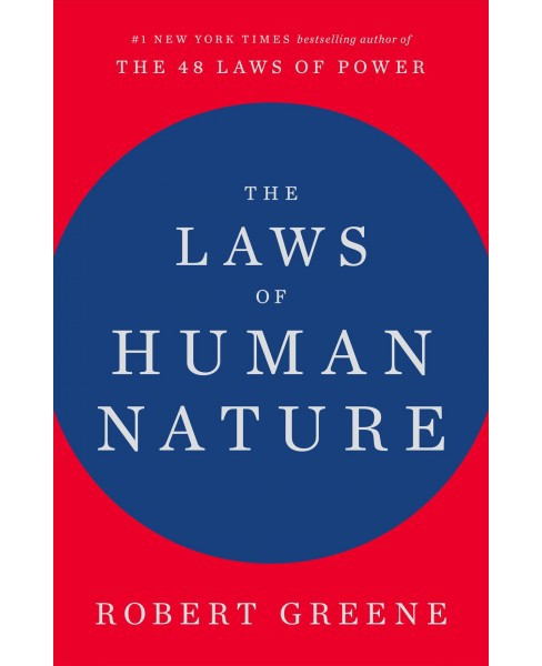 Laws of Human Nature -  by Robert Greene (Hardcover) - image 1 of 1