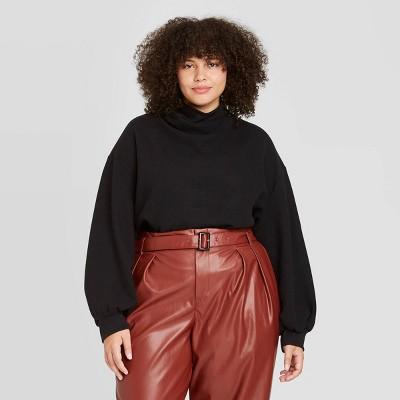 Women's Balloon Sleeve Sweatshirt - Who What Wear™
