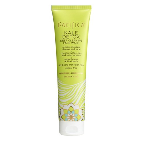 Pacifica Kale Detox Deep Cleansing Face Wash 5 fl oz - image 1 of 1