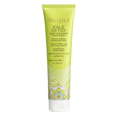 Pacifica Kale Detox Deep Cleansing Face Wash - 5 fl oz - image 1 of 3