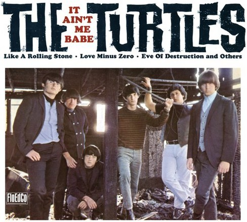 Turtles - It Ain't Me Babe (CD) - image 1 of 1