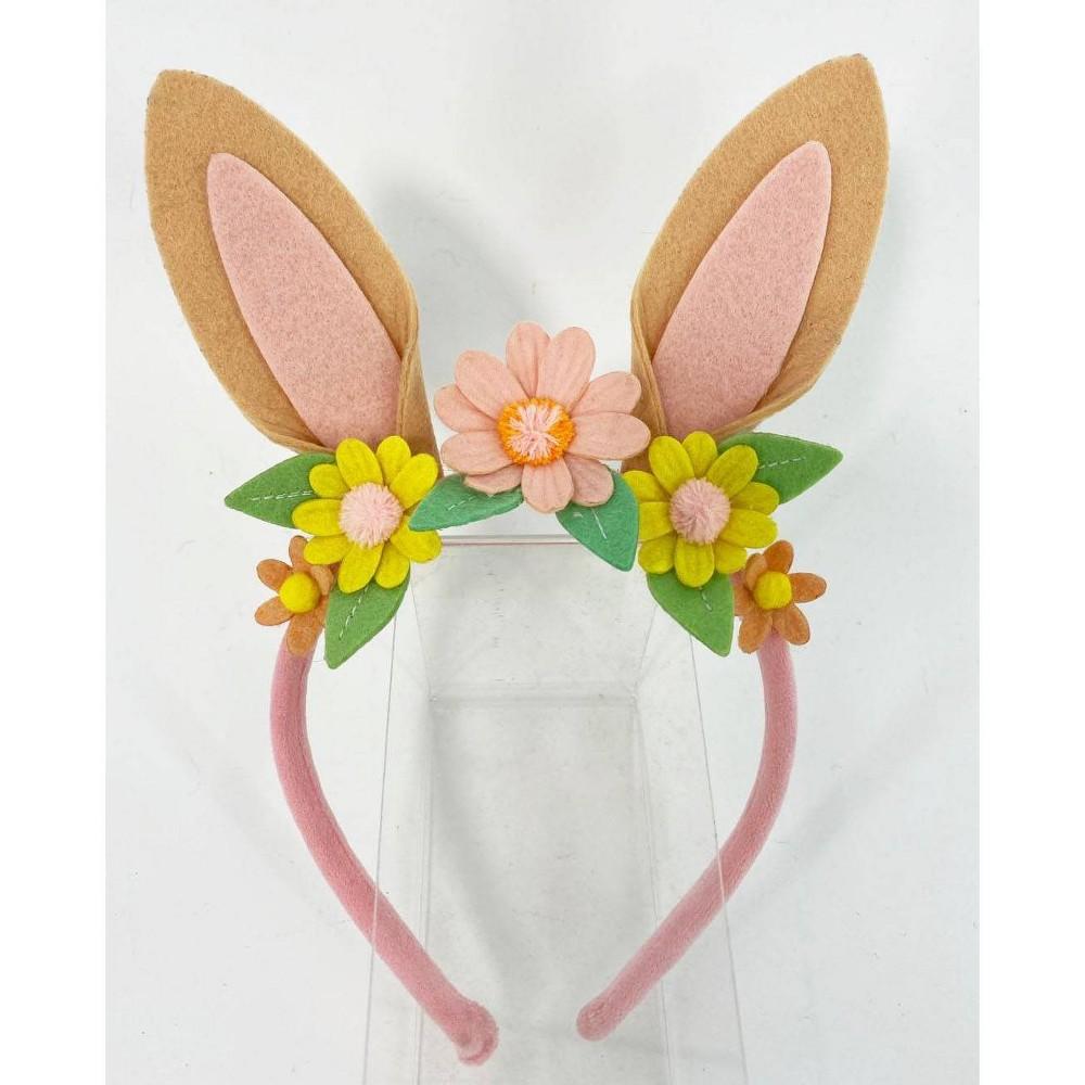 Bunny Ears Headband Wearable Party Accessory Spritz 8482