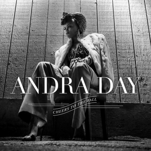 Andra Day - Cheers to the Fall (CD) - image 1 of 1
