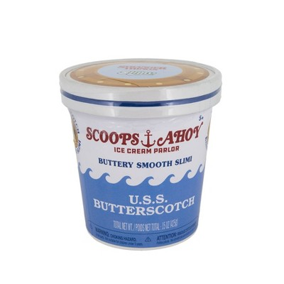 Stranger Things Scoops Ahoy USS Butterscotch Slime
