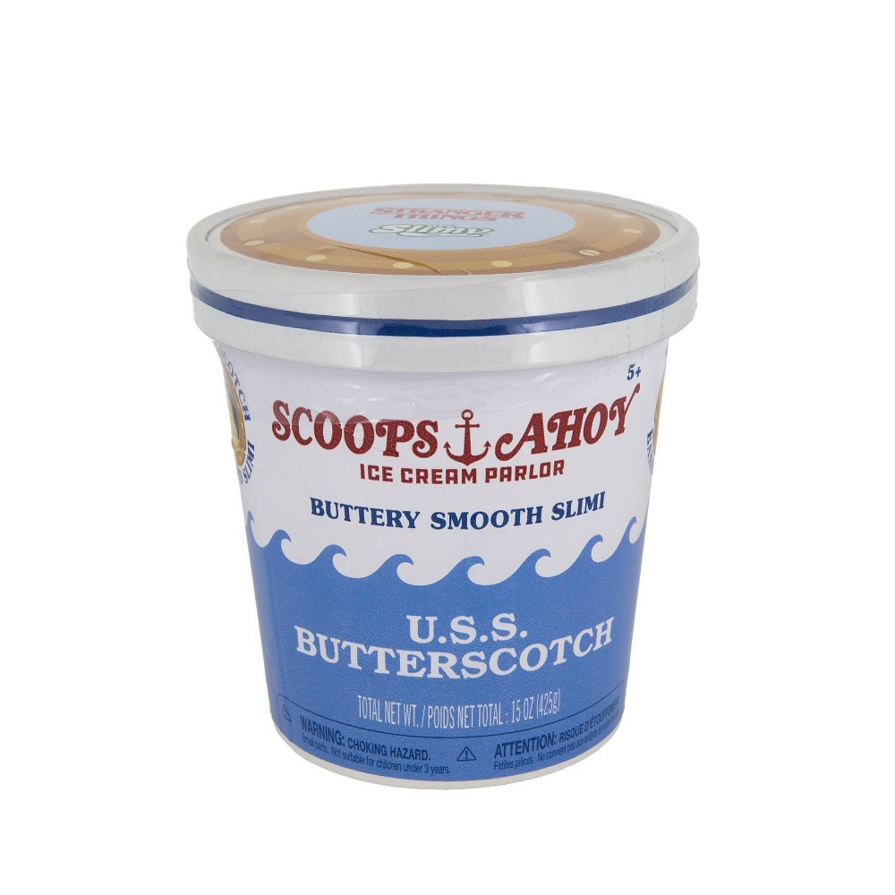 Image of Stranger Things Scoops Ahoy USS Butterscotch Slime