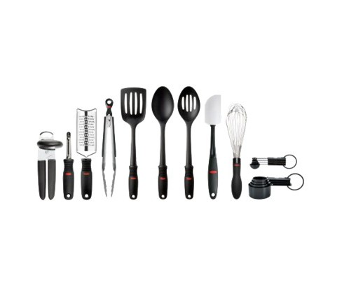 OXO 17pc Culinary and Utensil Set - image 1 of 2