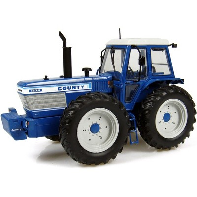 Ford County 1474 Tractor Blue 1/32 Diecast Model by Universal Hobbies