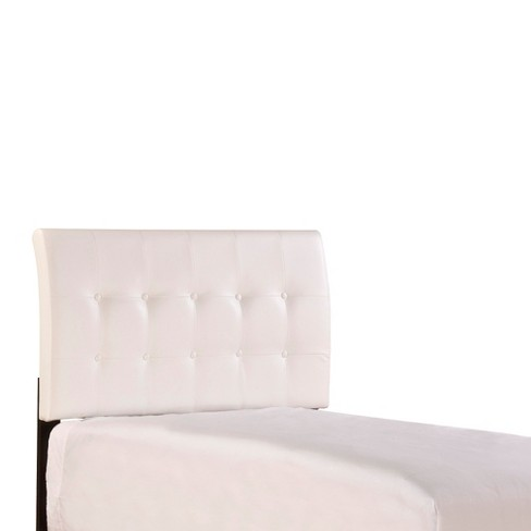 Lusso Headboard - White (Twin) - Hillsdale Furniture - image 1 of 2