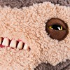 """Fuggler Funny Ugly Monster 12"""" Lil' Demon Deluxe Plush Creature with Teeth - Gray - image 3 of 4"""