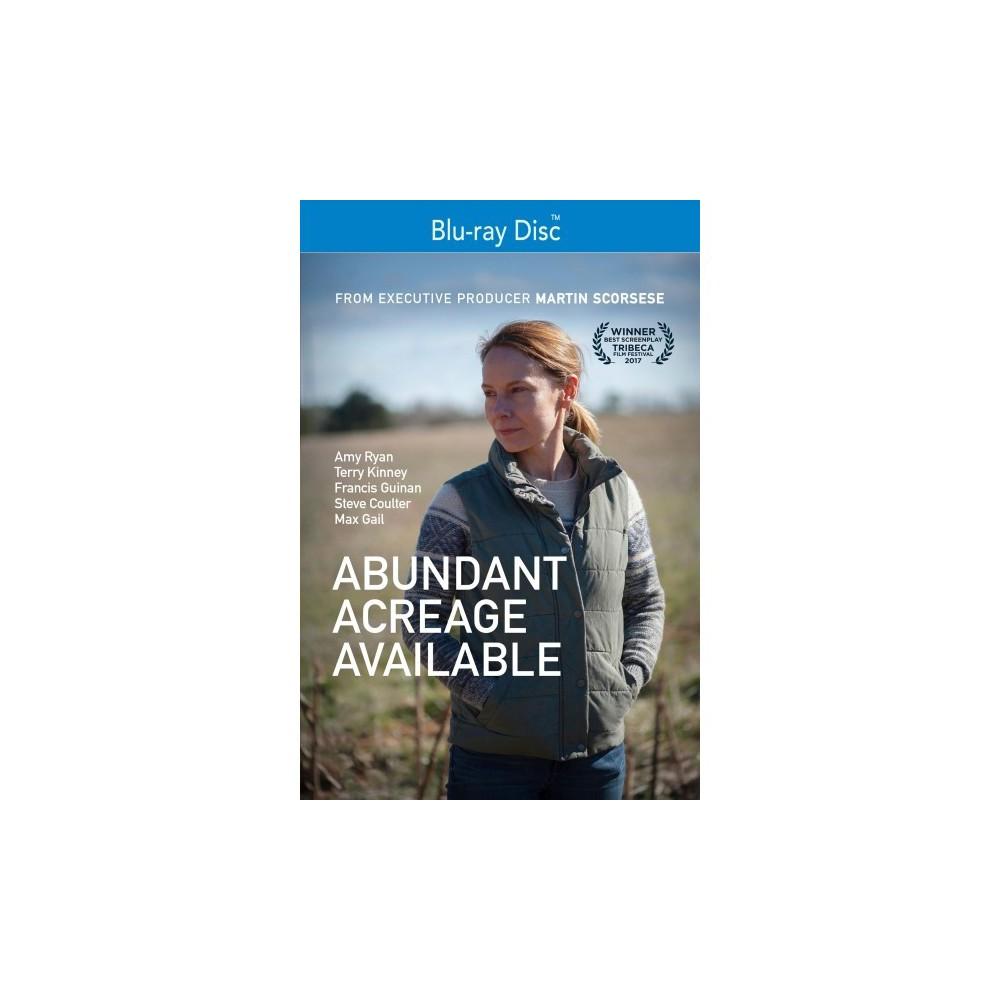 Abundant Acreage Available (Blu-ray)