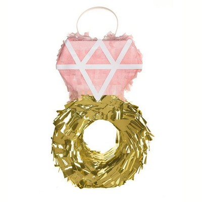 "6"" Mini Ring Piñata Party Decoration - Spritz™"