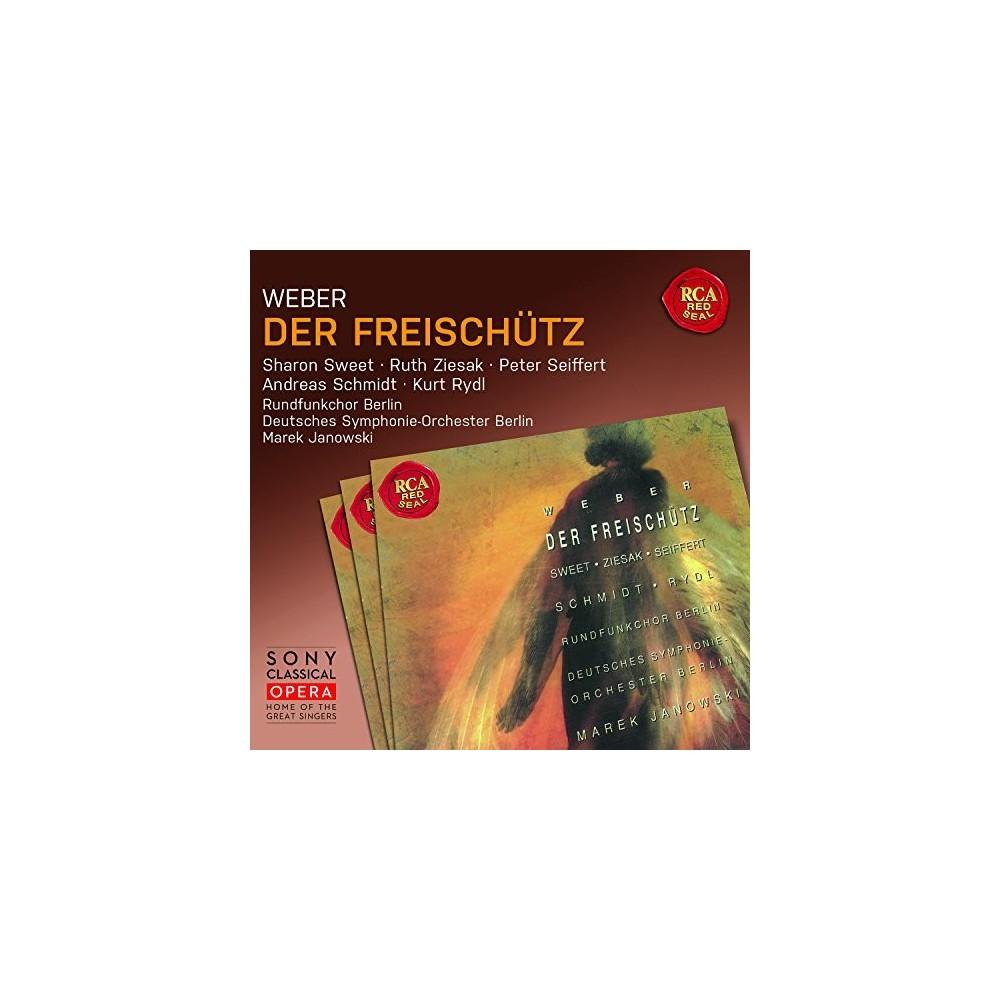 Various - Von Weber:Der Freischutz (CD)