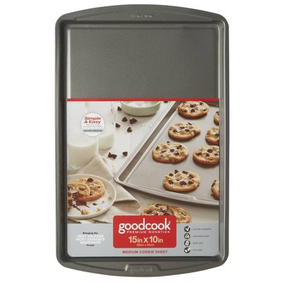 "Good Cook Nonstick 10"" x 15"" Cookie Sheet"