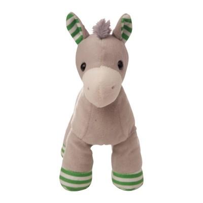 The Manhattan Toy Company Voyagers Festive Stuffed Animal Donkey
