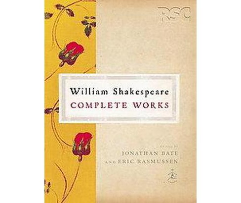 William Shakespeare Complete Works (Hardcover) - image 1 of 1