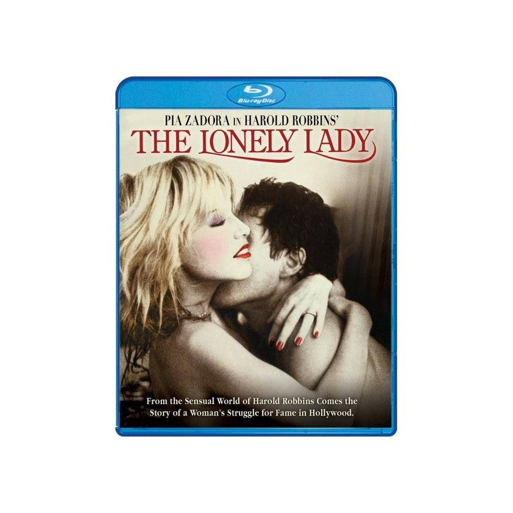 The Lonely Lady Blu Ray 2017