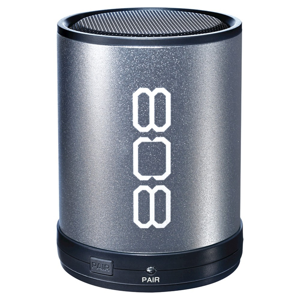 Image of 808 Canz Bluetooth Speaker - Silver (SP880SL)