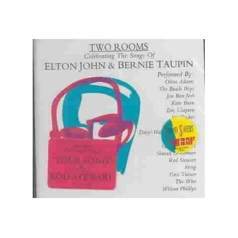 Various Artists - Two Rooms: Songs of Elton John & Bernie Taupin (CD) - image 1 of 1