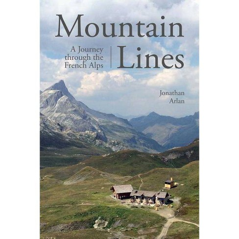 Mountain Lines - by  Jonathan Arlan (Hardcover) - image 1 of 1