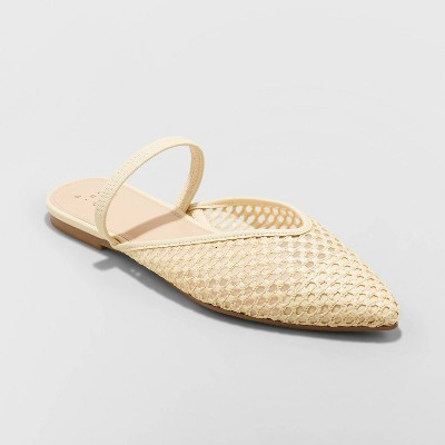 Women's Amabel Flats and Slip Ons - A New Day™
