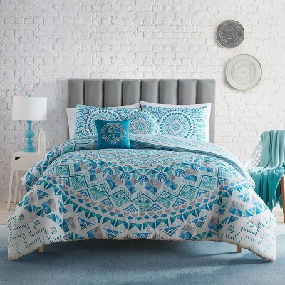 Luna Comforter Set - Mudd