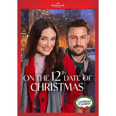 On The 12th Date of Christmas (DVD)(2021)