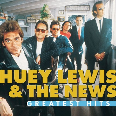 Huey Lewis & the News - Greatest Hits (CD)