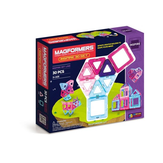 Magformers 30 PC Inspire Set image number null