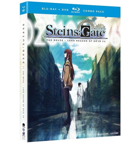 Steins Gate:Movie (Blu-ray) - image 1 of 1