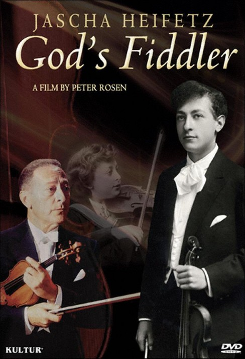 Jascha heifetz:God?s fiddler (DVD) - image 1 of 1