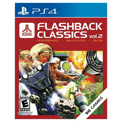 Atari Flashback Classics Vol 2 PlayStation 4