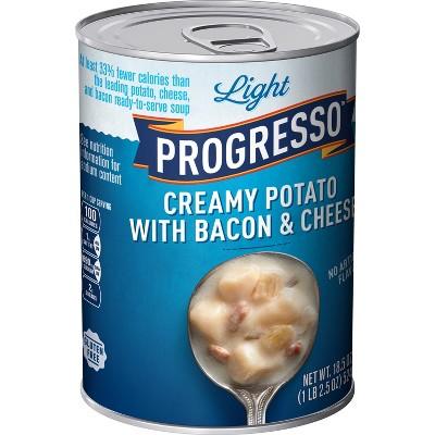 Soup: Progresso Light