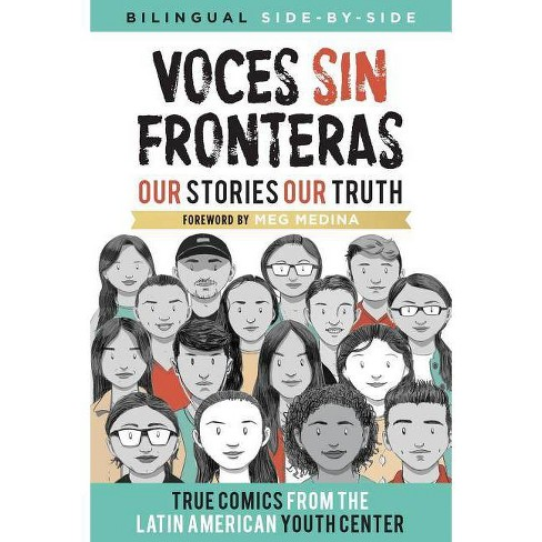 Voces Sin Fronteras - 2 Edition by  Latin American Youth Center Writers (Paperback) - image 1 of 1