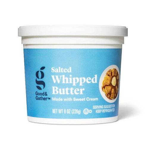 Salted Whipped Butter - 8oz - Good & Gather™ - image 1 of 3