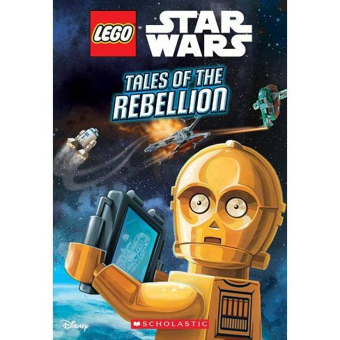 Tales of the Rebellion (Lego Star Wars: Chapter Book) - by Ameet Studio  (Paperback)