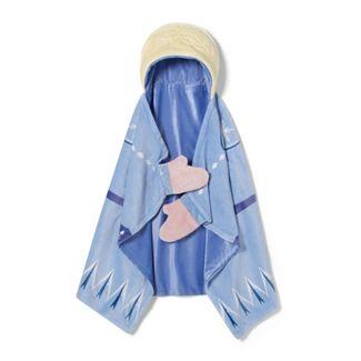 """30""""x50"""" Toddler Frozen 2 Elsa Hooded Blanket - Disney store"""