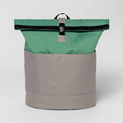 Sling Laundry Tote Light Green - Room Essentials™
