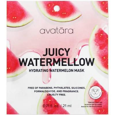 Avatara Watermellow Hydrating Mask - 0.7 fl oz