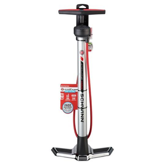 Schwinn EZ Connect Bike Pump – Gray image number null