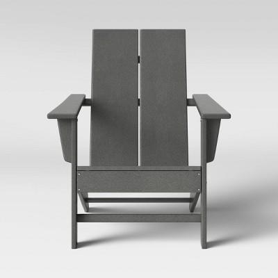 Moore POLYWOOD Adirondack Chair Gray - Project 62™