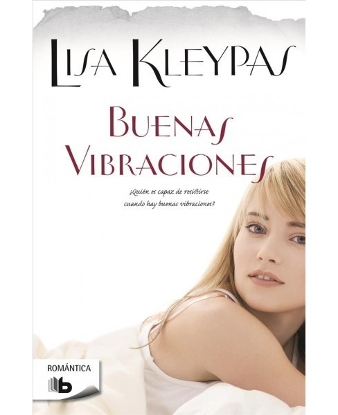 Buenas vibraciones / Smooth Talking Stranger -  by Lisa Kleypas (Paperback) - image 1 of 1
