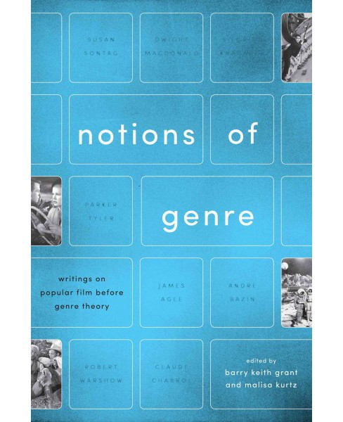 Notions of Genre : Writings on Popular Film before Genre Theory (Hardcover) - image 1 of 1