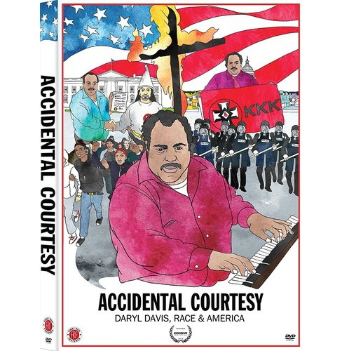 Accidental Courtesy:Daryl Davis Race (DVD) - image 1 of 1