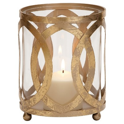 Traditional Mosaic Candle Lantern (8 )- Olivia & May