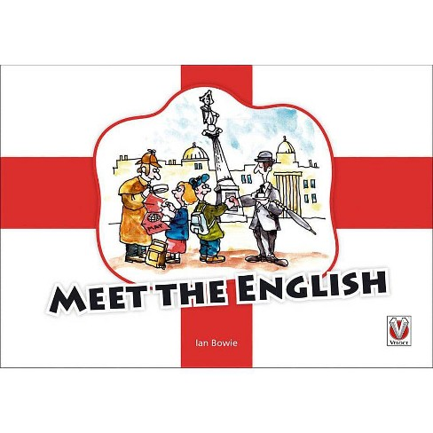 Meet the English - by  Ian Bowie (Paperback) - image 1 of 1