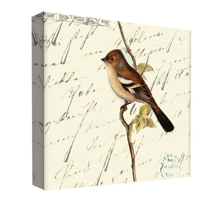 16 X 16 Singing Bird Ii Decorative Wall Art Ptm Images Target