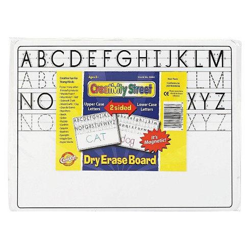 Chenille Kraft® Magnetic Dry Erase Board, 12 x 9, 10/Set - image 1 of 1